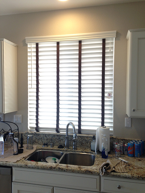 Windows Blinds Installation